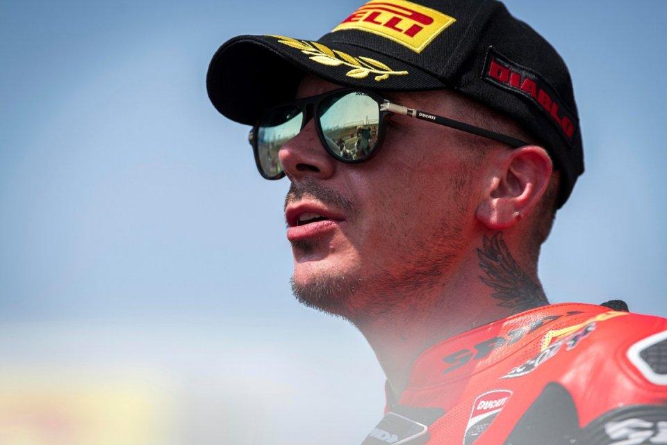 "SBK: Redding: ""It's funny to read that I left Ducati for money"""
