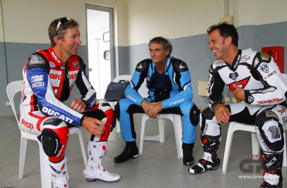 """Franco Uncini: """"Hugo Millan's accident is only the result of bad luck"""""""