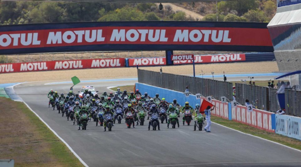 Let's change the rules of motorcycle racing which are designed just for the show