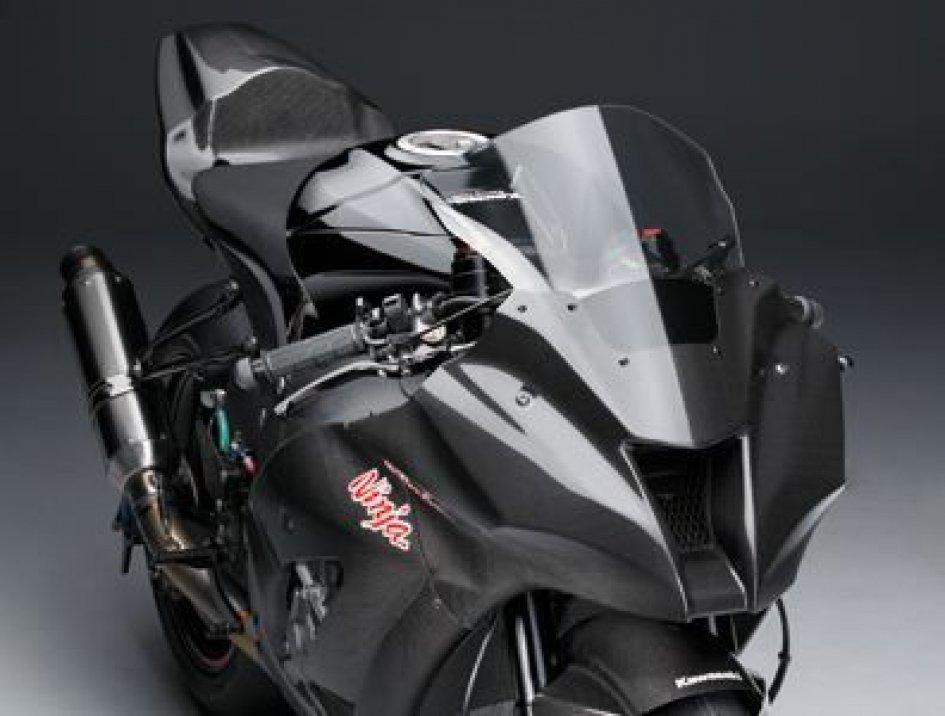 SBK: ecco la Kawasaki per il 2011