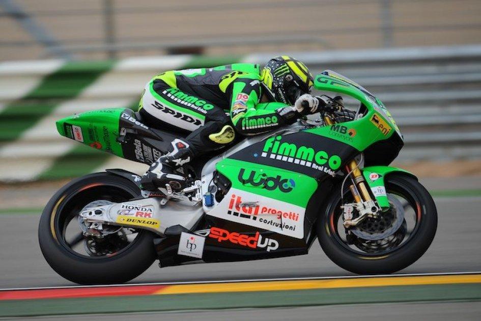 Moto2: comanda Iannone