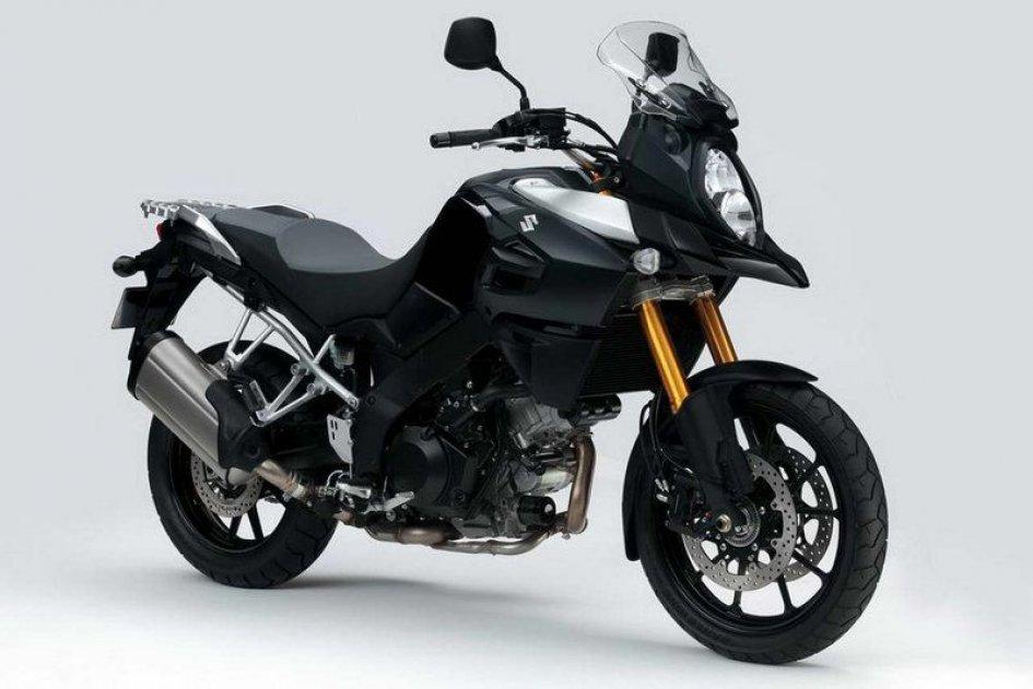 Suzuki svela ufficialmente la V-Strom 1000