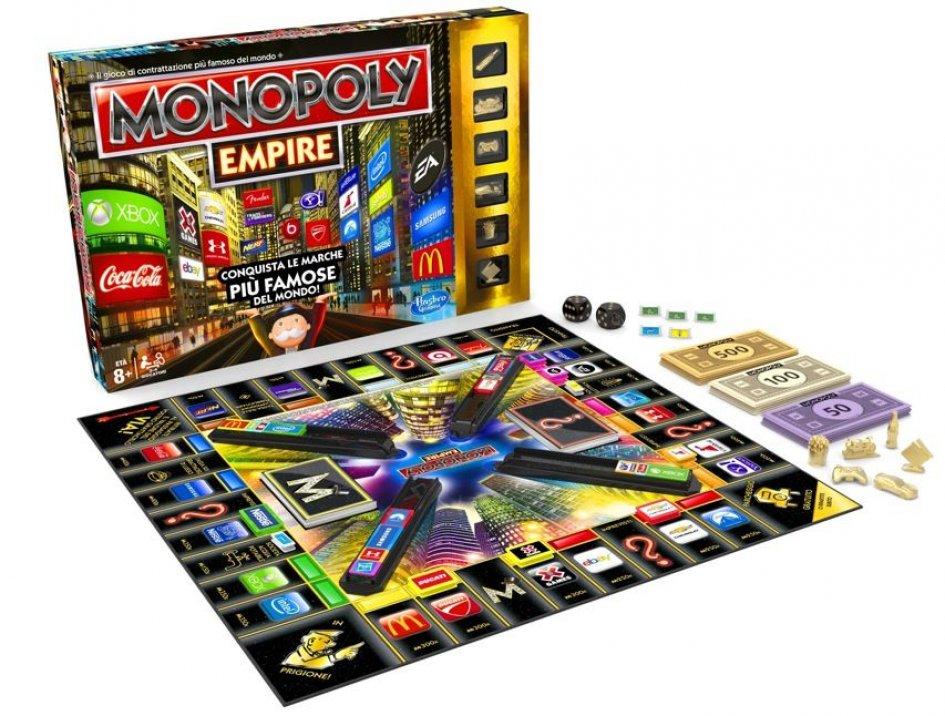 Conquista l'impero Ducati su Monopoly