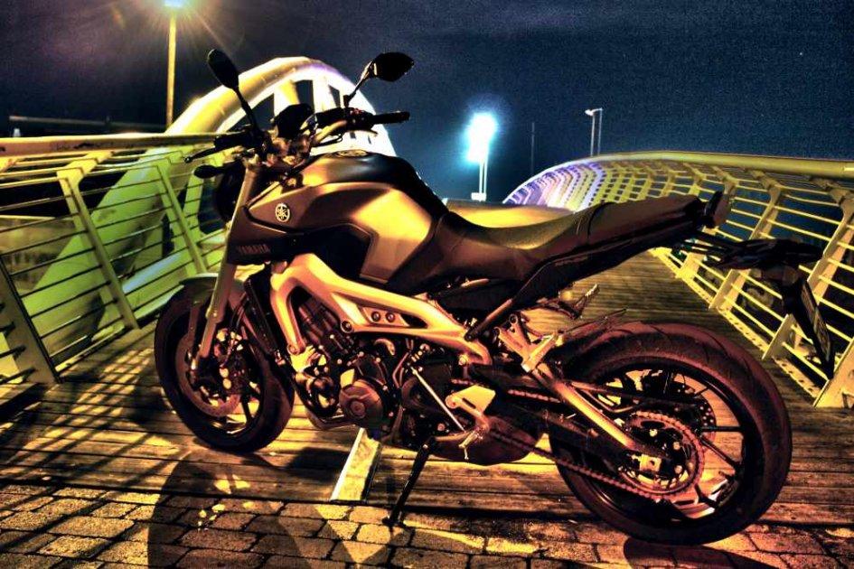 Yamaha MT-09: il lato oscuro si rivela