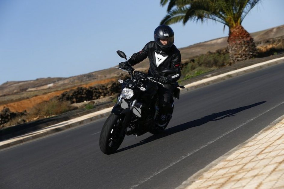 Yamaha MT-07: la prova su strada