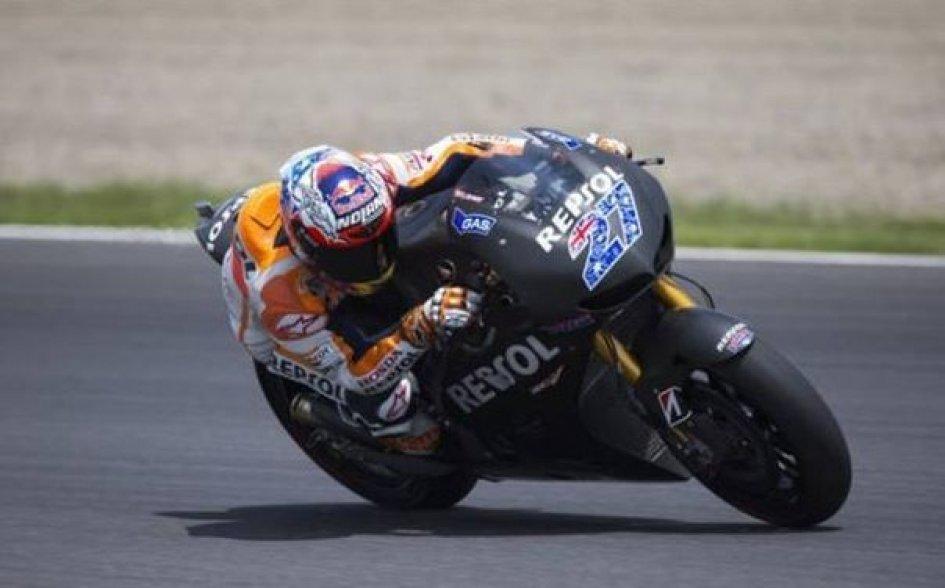 Stoner dice no alla Honda per i test 2014