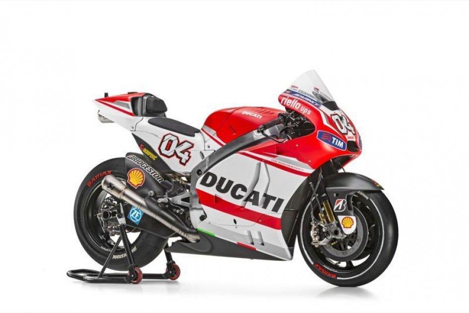 Presentazione Ducati 2014