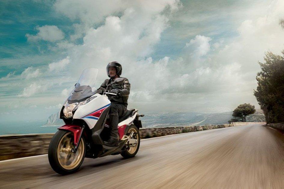 Honda Demo-ride Live Tour 2014: Torino