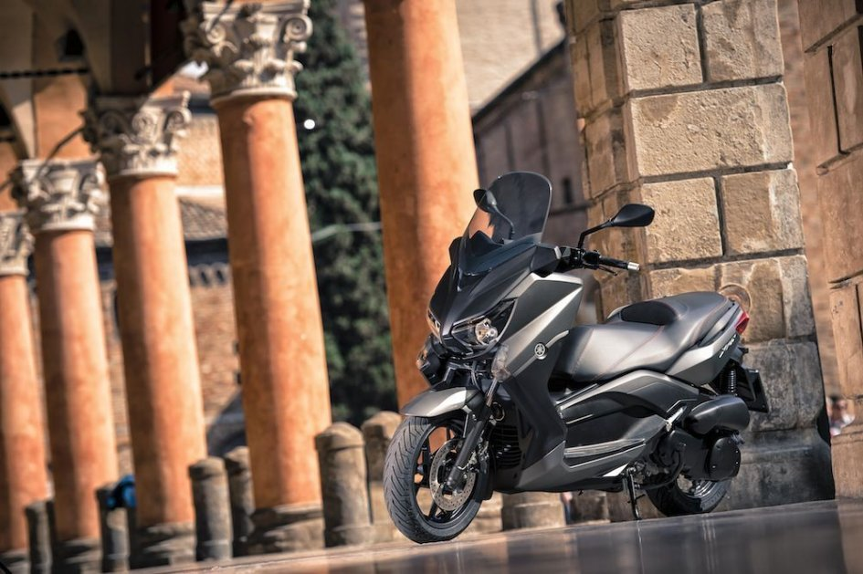 Test ride: Yamaha X-MAX 250