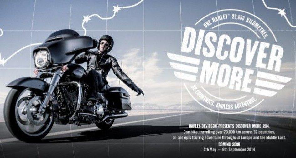 Discover More: il viaggio secondo HD