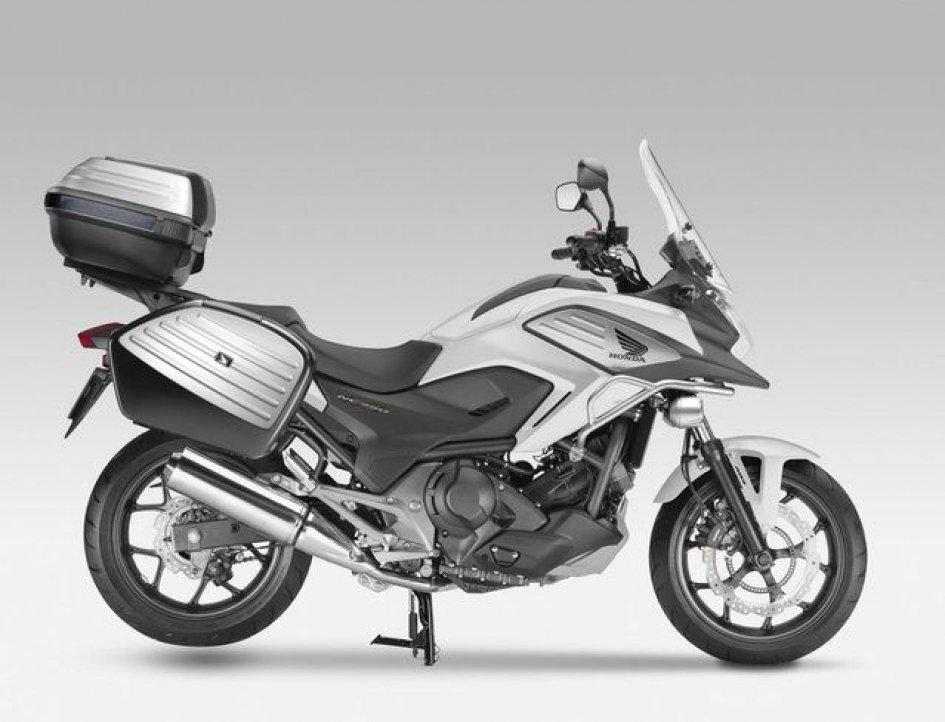 Honda NC750X: arriva la Travel Edition