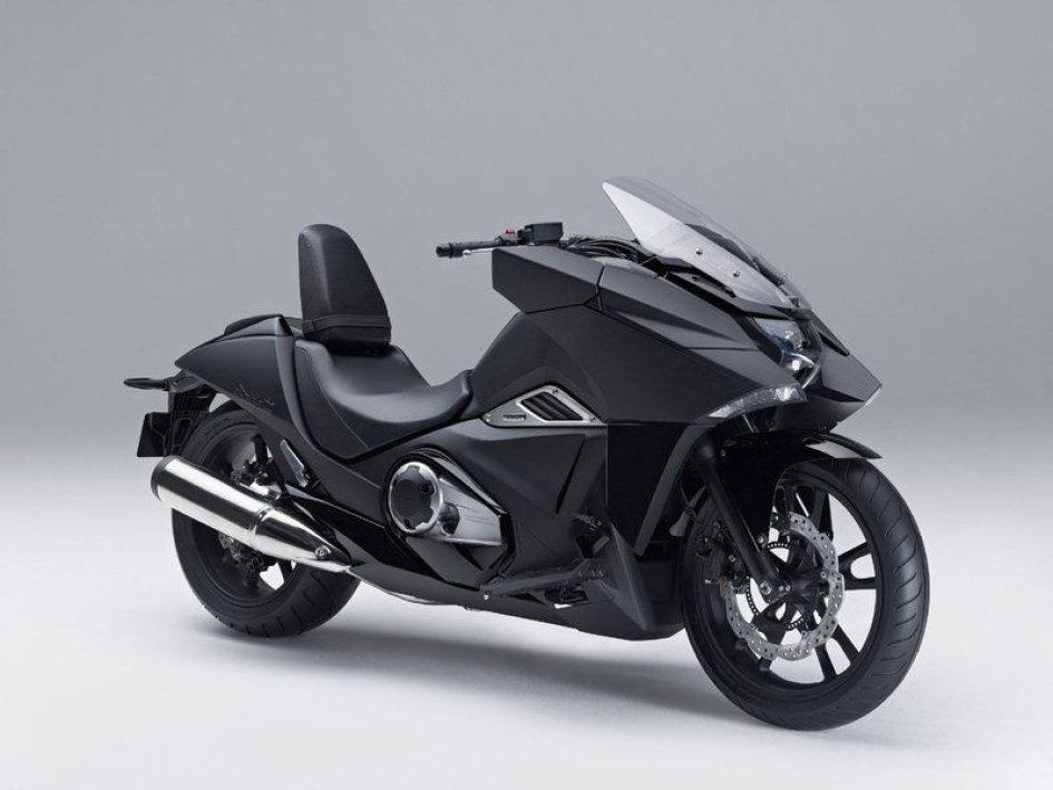 Honda NM4 Vultus: la moto-manga