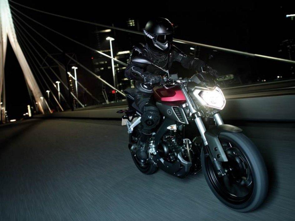 Yamaha svela la nuova MT-125