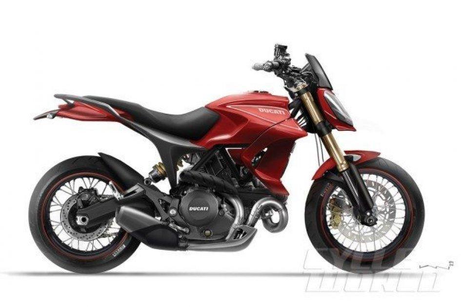 Sarà questa la prossima Ducati Scrambler?