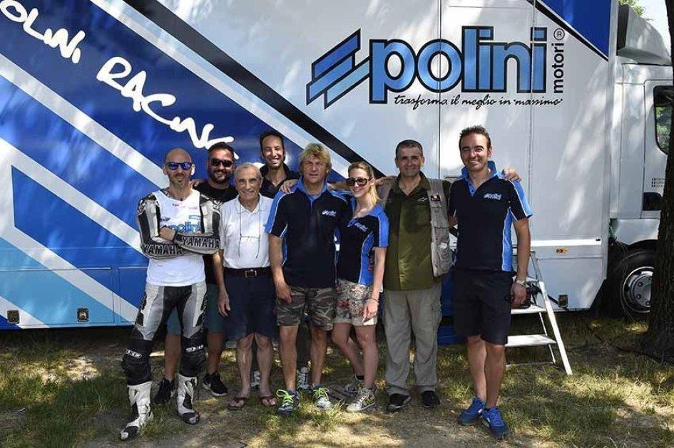 Polini, un team da mondiale