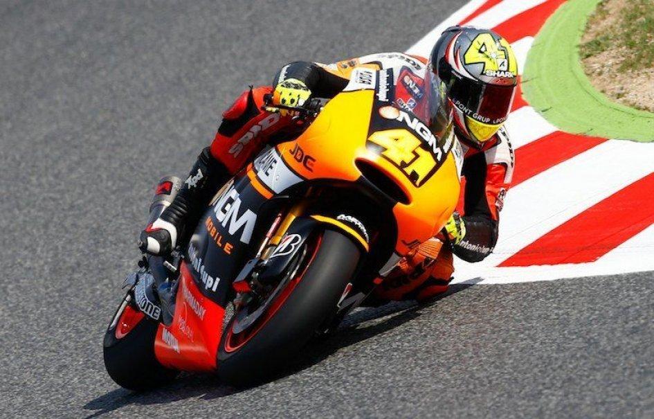 FP1: Espargaró fa lo sgambetto a Lorenzo