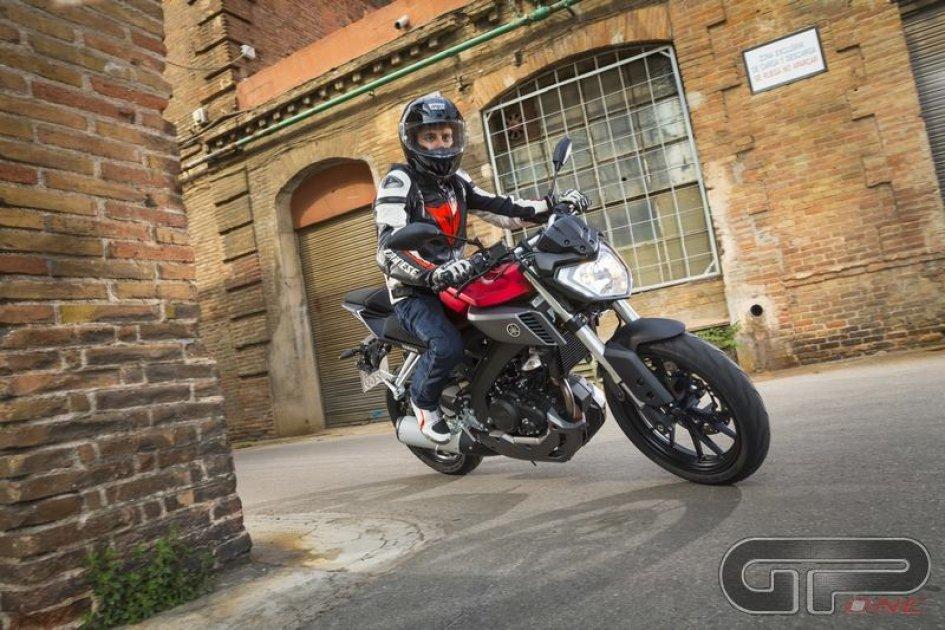 Yamaha 125: Deja-vu su due ruote