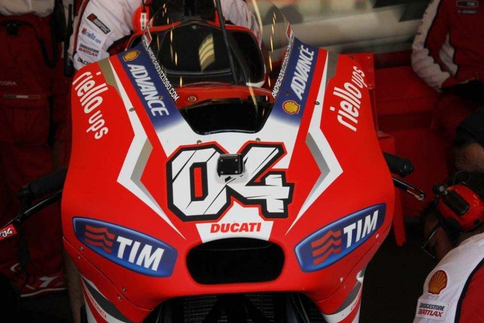 La nuova carena Ducati e altre meraviglie