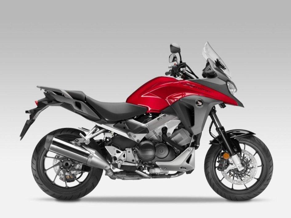 Nuova Honda Crossrunner 800 2015