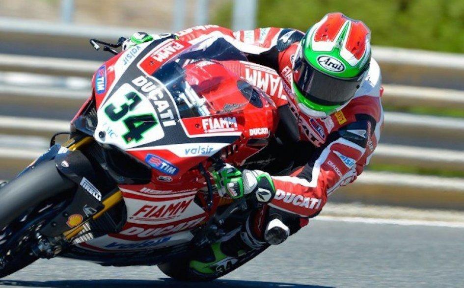 Ducati: a Magny Cours novità sulla Panigale