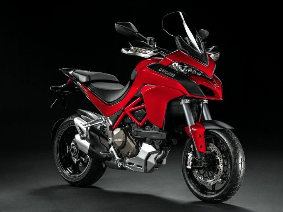 Ducati Multistrada 1200 my15: new generation