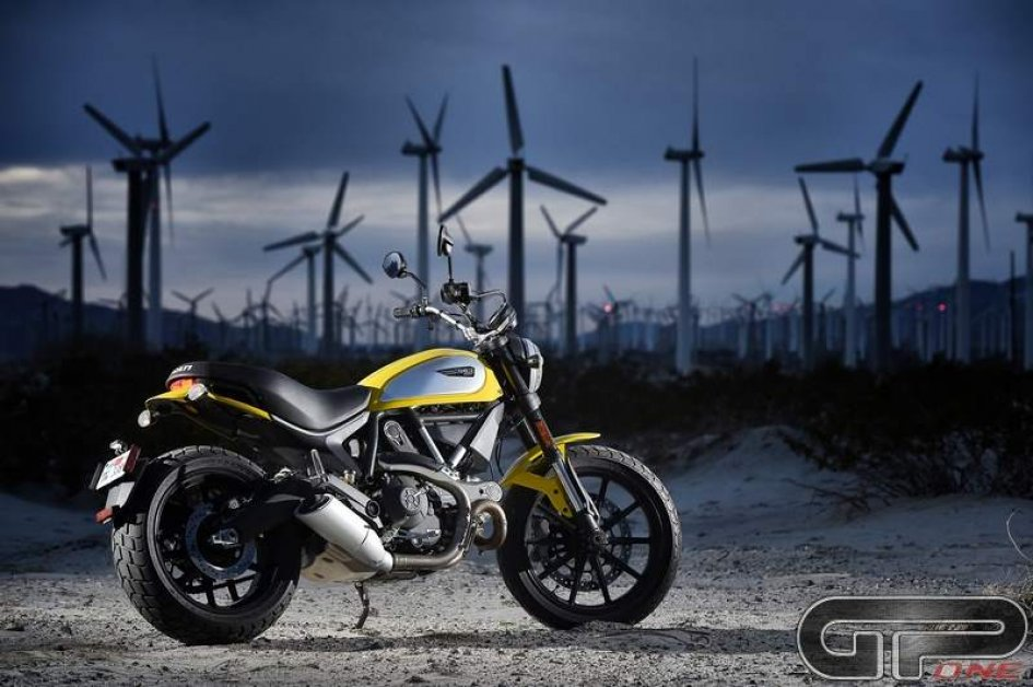 Scrambler Ducati: un mondo in una moto