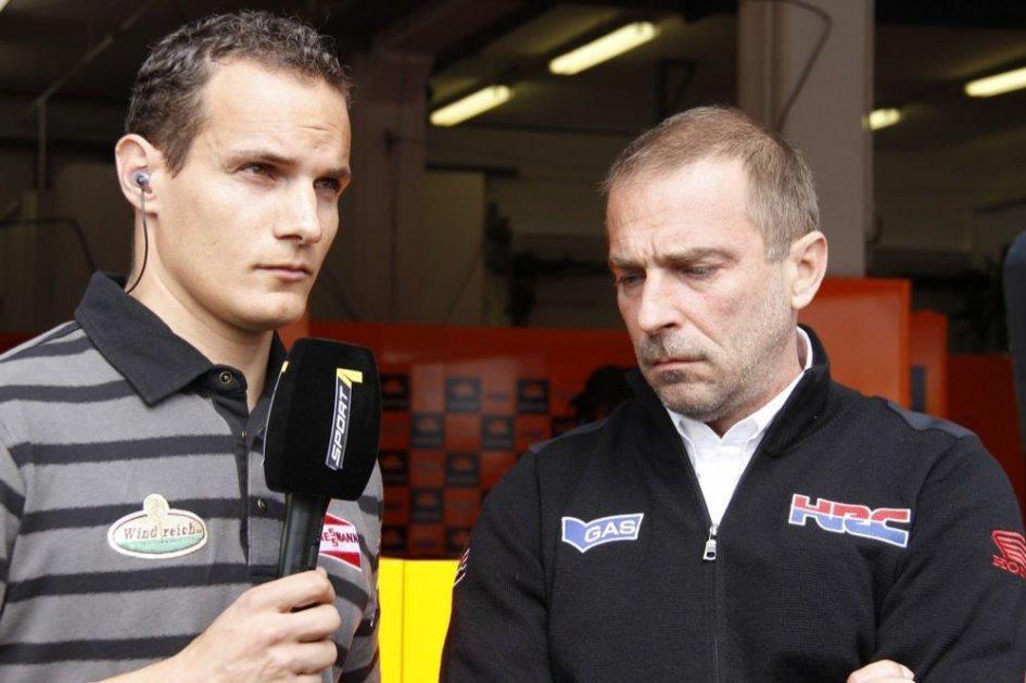 Hoffmann lascia l'Aprilia per la KTM