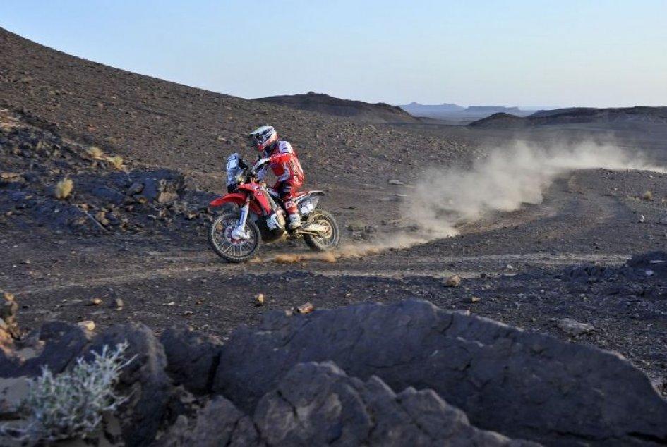 Dakar: Dakar, la KTM nella morsa della Honda