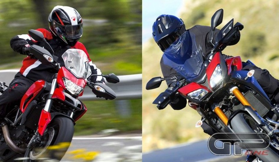 Tracer Vs Hyperstrada: fame di curve