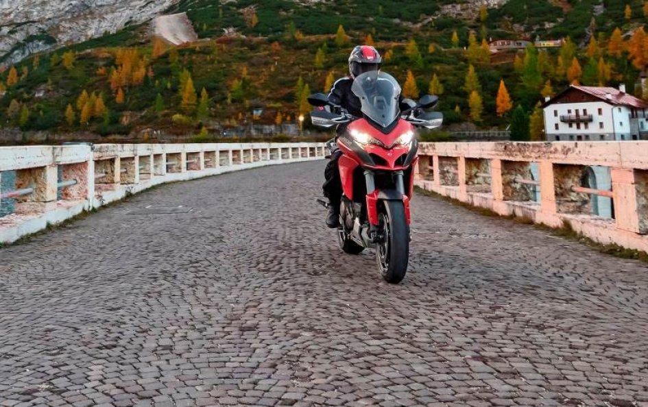 Ritorna la Ducati Multistrada Experience