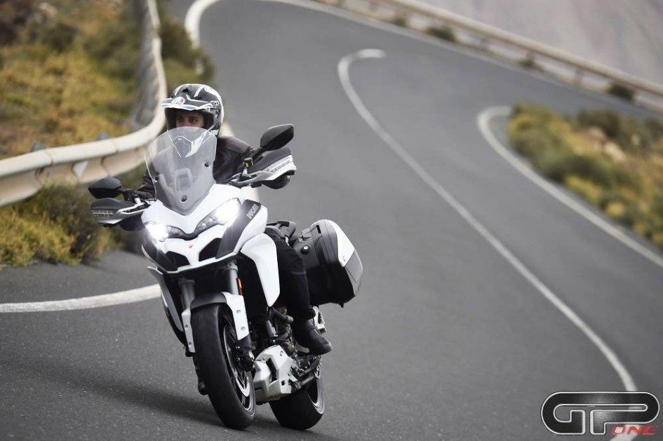 Ducati Multistrada: libertà di viaggiare