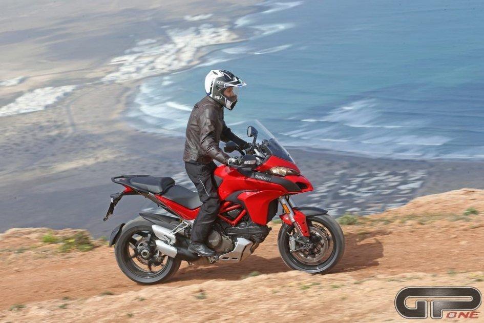 Pirelli Scorpion Trail II: Giano bifronte