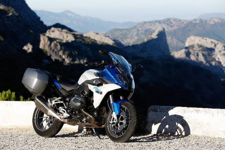 BMW R1200RS: viaggiare 'all inclusive'