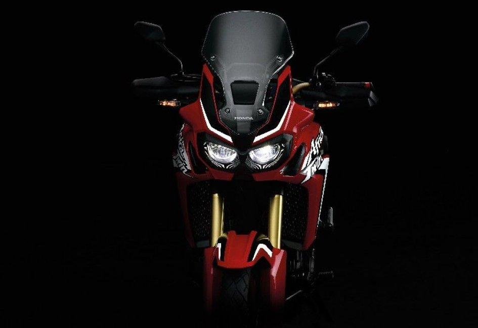 Honda: prime foto della nuova Africa Twin