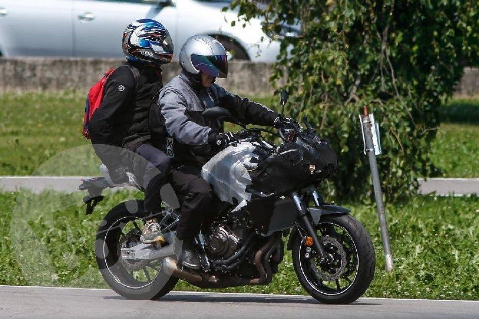 Yamaha, arriva la baby Tracer su base MT-07