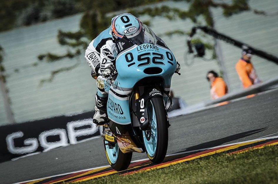 Sachsenring: Kent, pole in contumacia