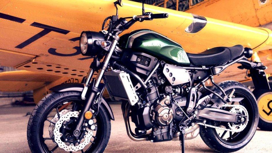 Yamaha XSR700: la raffinatezza del neo retrò