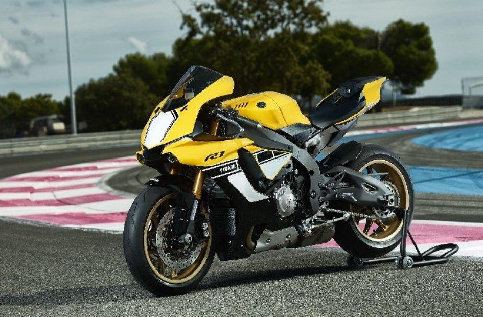 Yamaha: arriva la R1 60th Anniversary