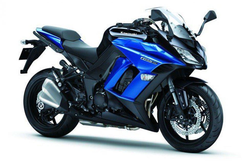 Kawasaki affina la propria Z1000 SX