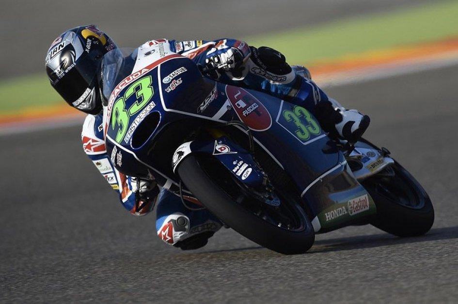 Aragon, Moto3: Bastianini fa sua la pole
