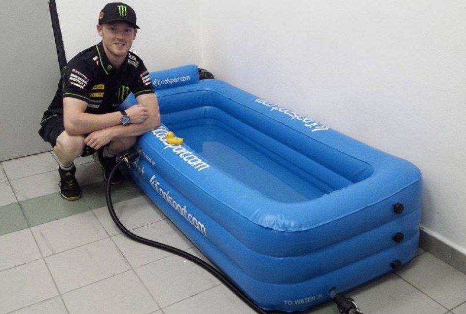 Smith raffredda i bollori con la vasca 2.0