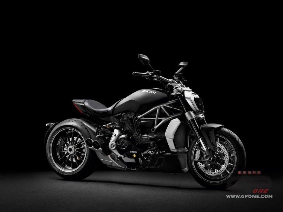 Eicma 2015, Ducati XDiavel: la più bella del Salone
