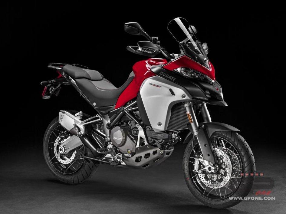 Ducati, Multistrada 1200 Enduro: nuove rotte