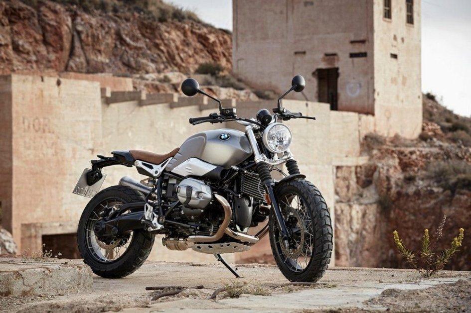 BMW - Animo Heritage: ecco la RNineT Scrambler