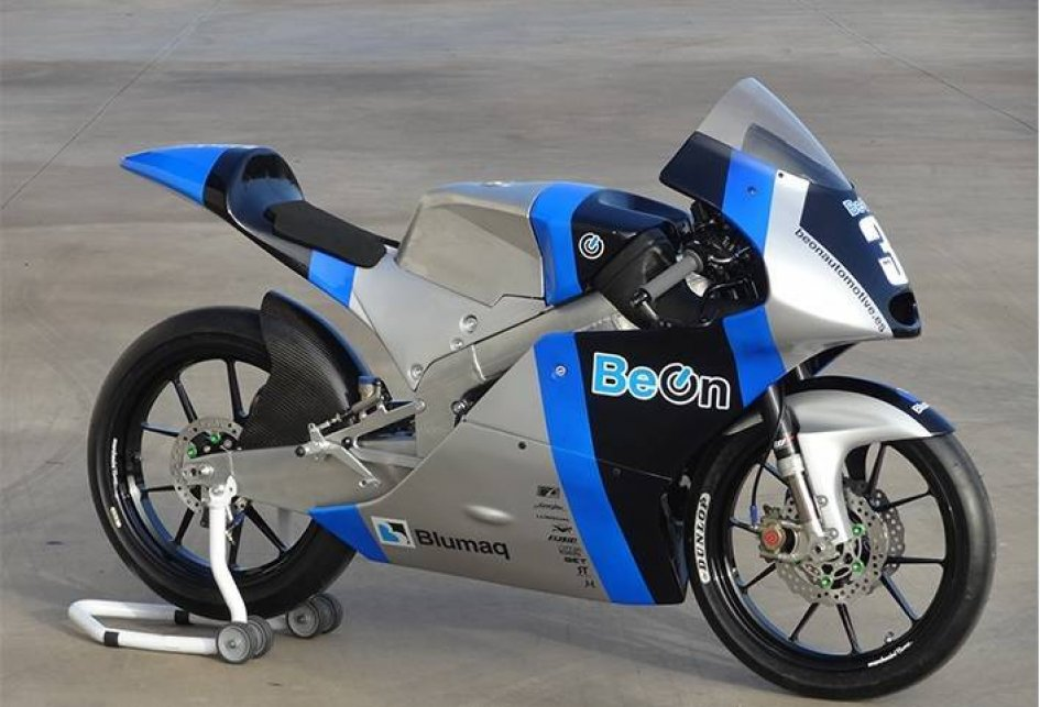 BeOn, un nuovo progetto per la Moto3