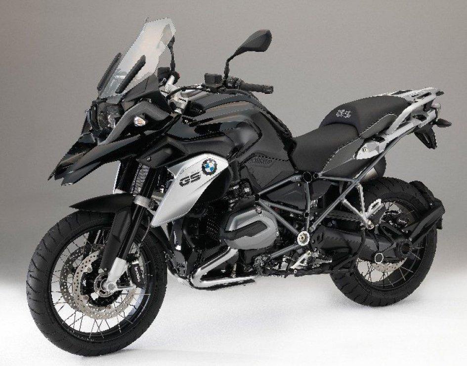 Mercato moto, regina la BMW R1200 GS