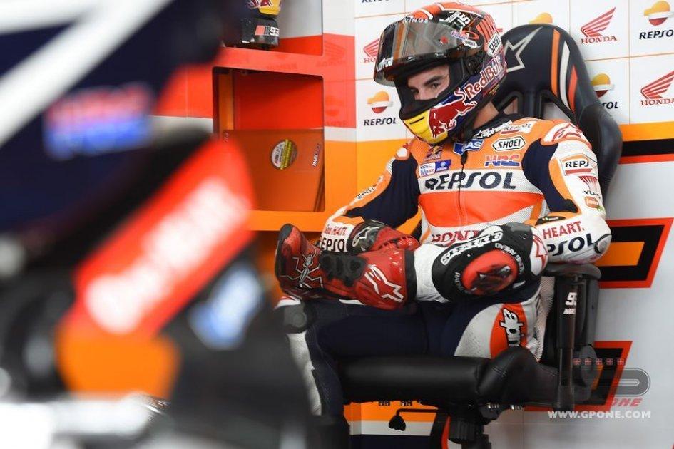 Test Sepang: Marquez è l'uomo da battere