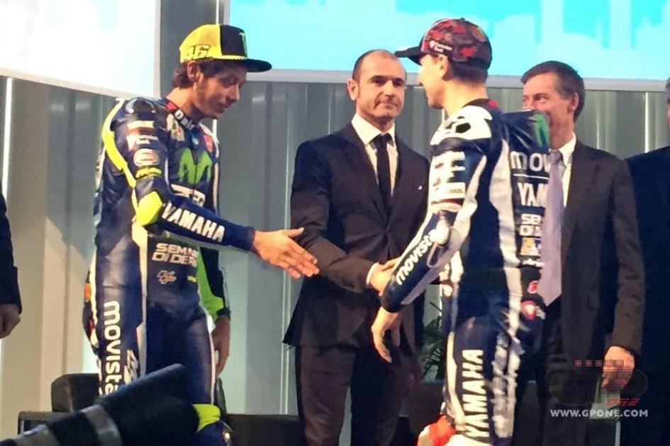 Rossi e Lorenzo: il grande freddo