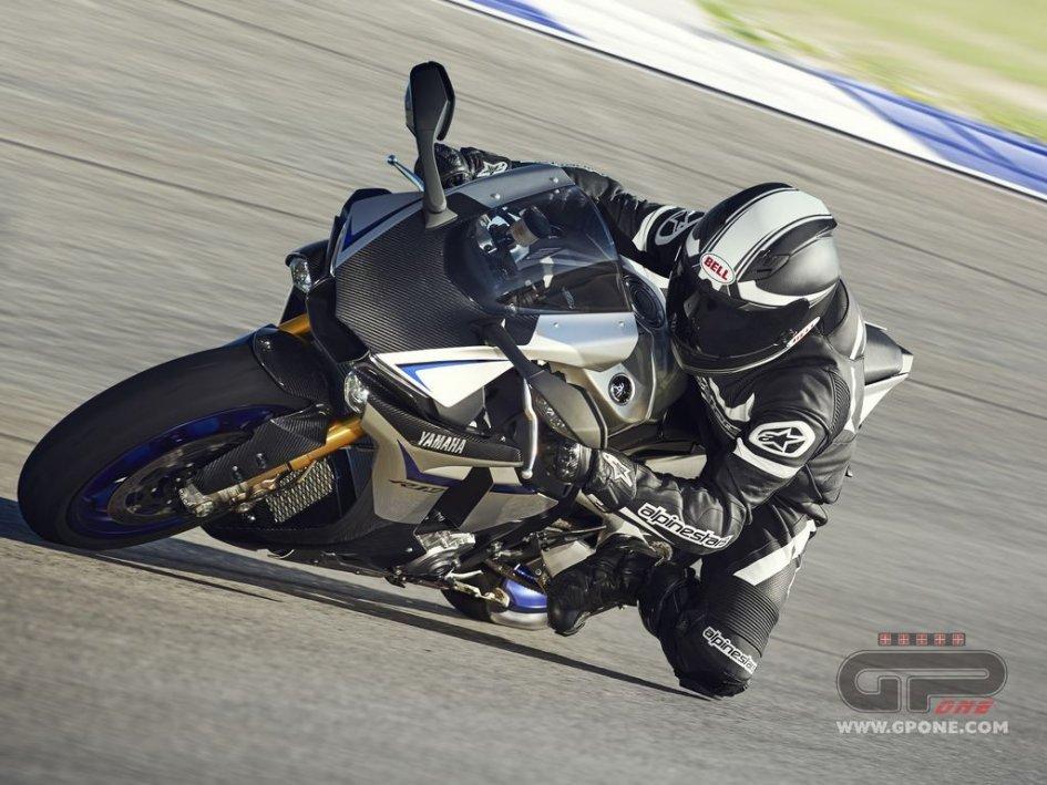 La Yamaha R1M disponibile fino al 28 febbraio