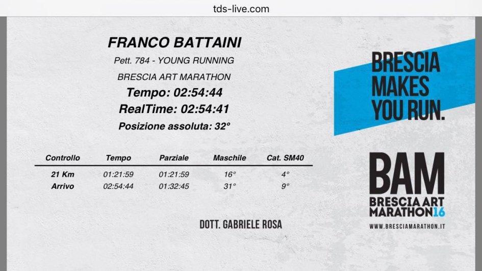 Franco Battaini è sempre 'Ironfrank'